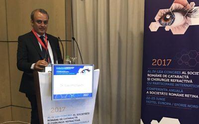 Congresso annuale della Società Rumena di Cataratta e Chirurgia Refrattiva
