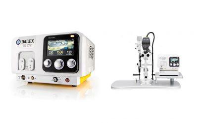 Laser giallo micropulsato