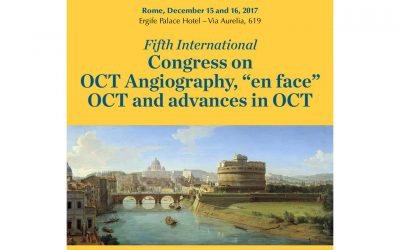 5th International Congress on OCT angiography and advances in OCT