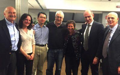 Meeting a Milano con esperti internazionali