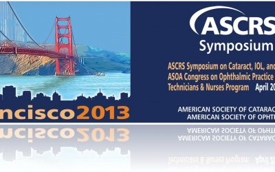ASCRS 2013