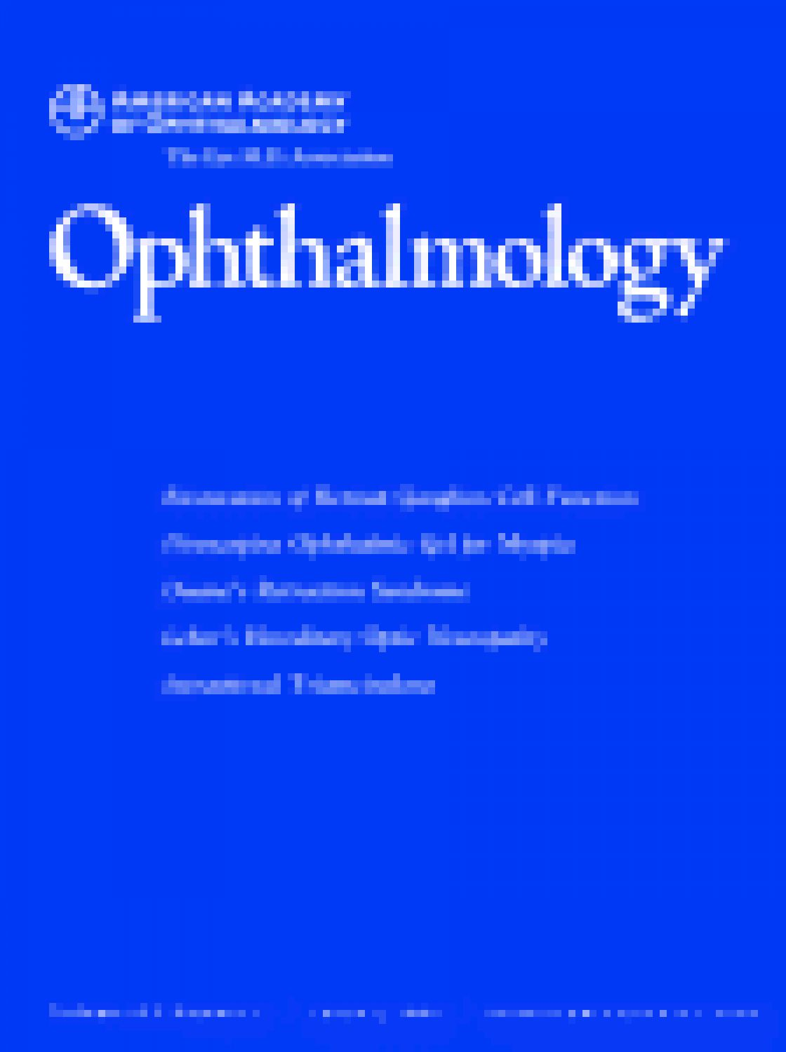 Retinal nerve fiber layer evaluation by optical coherence tomography in Leber's hereditary optic neuropathy