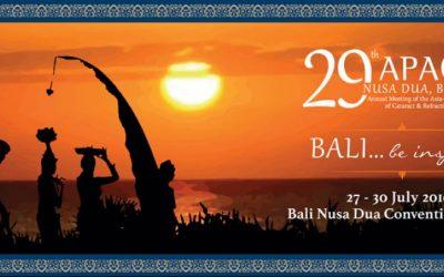 Bali, APACRS 2016