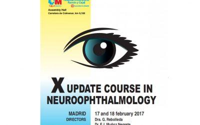 Congresso di Neuro-oftalmologia a Madrid