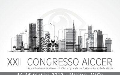 XXII Congresso AICCER