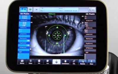 Un nuovo biometro: Tomey OA-2000