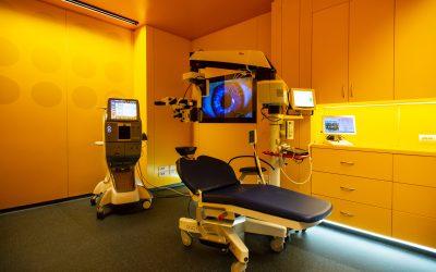 Una nuova sala operatoria