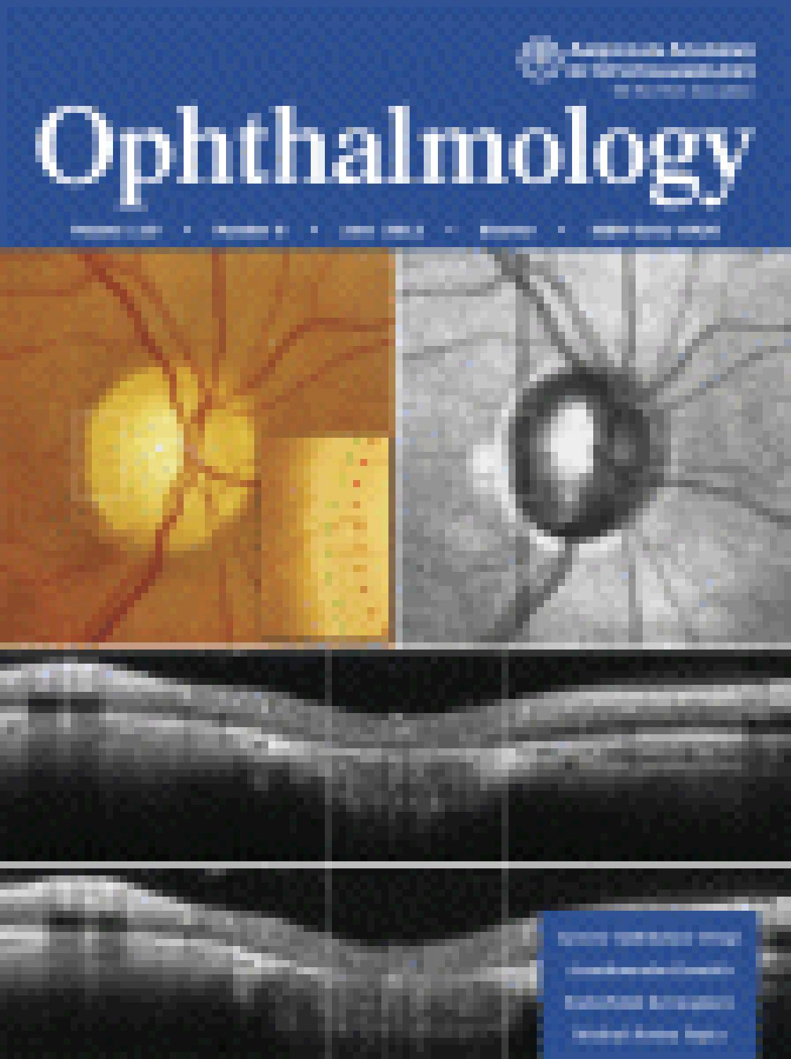 Choroidal thickness measurements