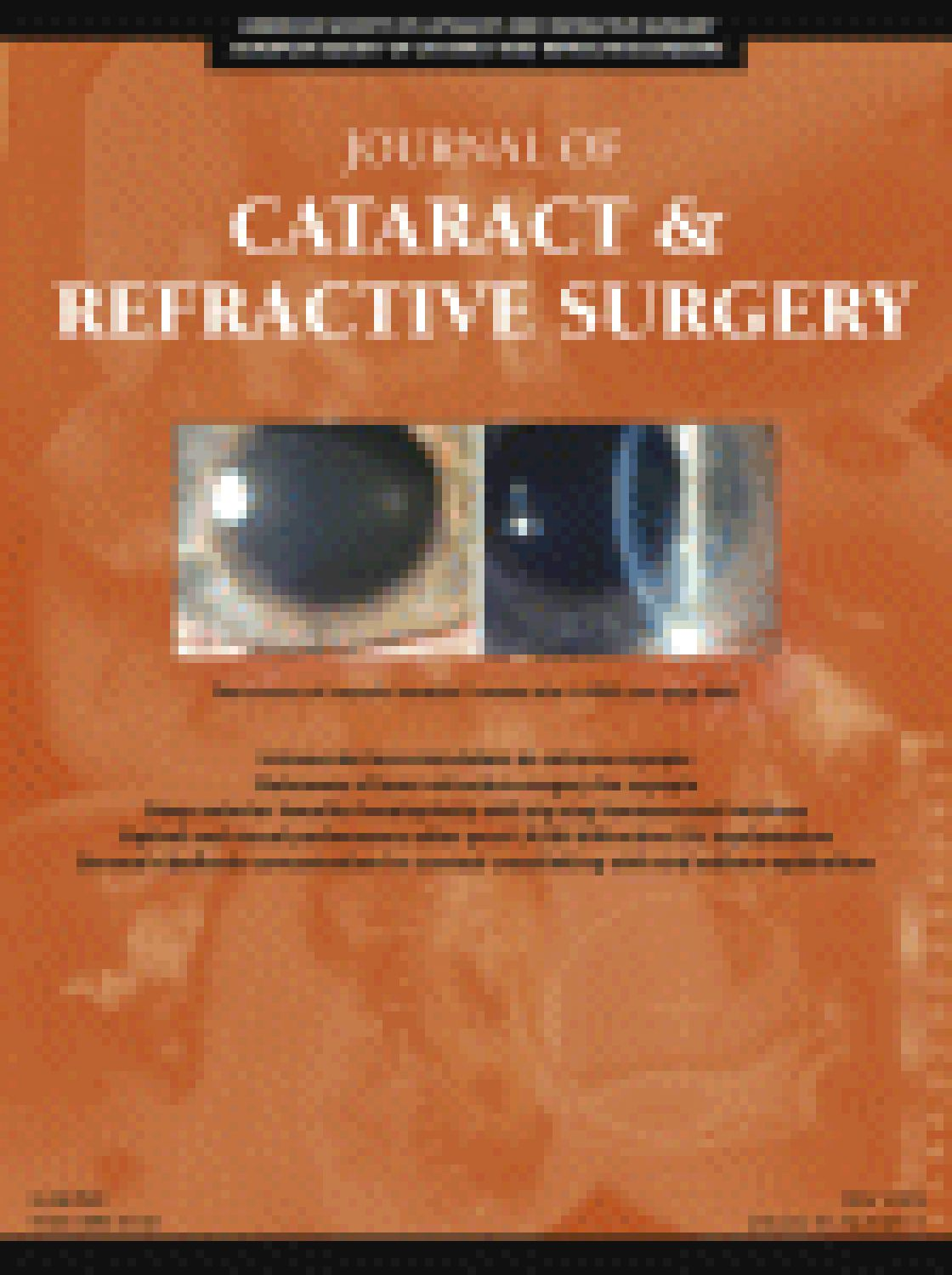 Diffractive intraocular lens power after myopic laser in situ keratomileusis