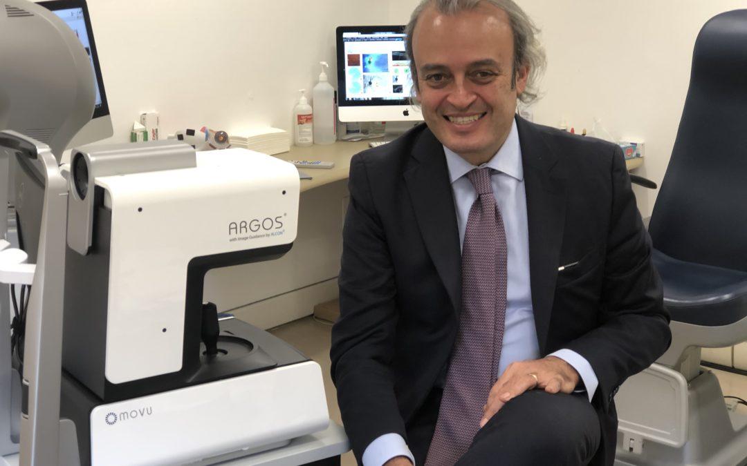 Il primo biometro Argos in Italia